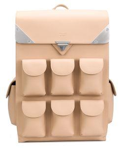Valas | Multiple Pockets Backpack