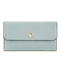Valextra | Clasp Wallet Womens Calf Leather
