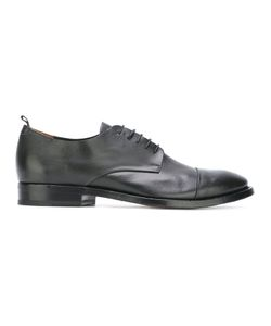 Buttero | Lace Up Derby Shoes Mens Size 39 Leather/Rubber