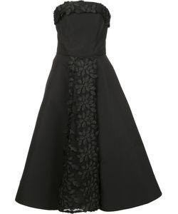 Christian Siriano | Strapless Ball Gown Womens Size 10 Silk