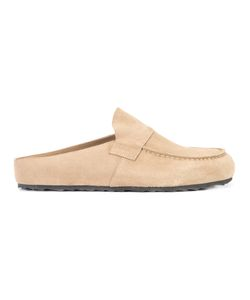 Pierre Hardy | Kurt Slippers Mens Size 43 Calf Suede/Rubber