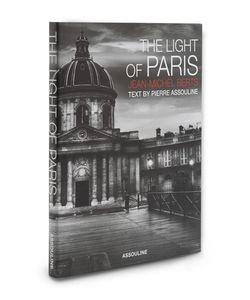 Assouline | The Light Of Paris Book