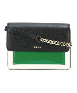 DKNY | Colour-Block Cross Body Bag Womens Leather