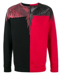 Marcelo Burlon County Of Milan | Paz Printed Sweatshirt Mens Size Xl