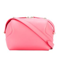 Delpozo | Double Zip Crossbody Bag Womens Calf Leather