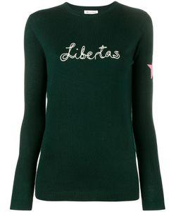 Bella Freud   Libertas Sweater Womens Size Medium Wool