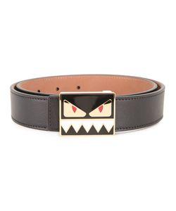 Fendi | Monster Buckle Belt Womens Size 75 Calf Leather