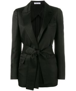 Barbara Casasola | Single Breasted Blazer Womens Size 40 Wool/Silk