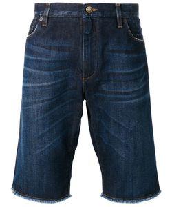 Dolce & Gabbana | Raw Hem Denim Shorts Mens Size 46