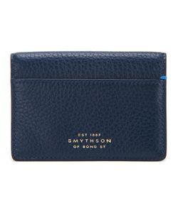 Smythson | Billfold Cardholder Mens Leather