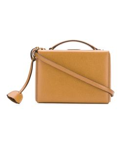 Mark Cross | Padlock Closure Satchel Womens Leather