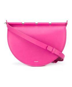 Mugler | Satchel Shoulder Bag Womens Leather