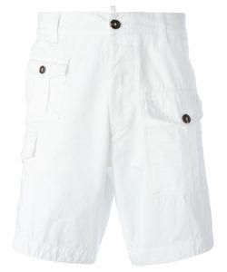 Dsquared2 | Classic Cargo Shorts Mens Size 50 Cotton