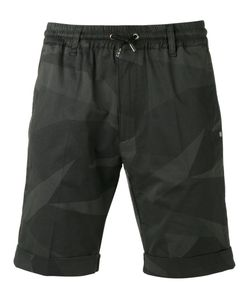 Hydrogen | Camouflage Print Shorts Mens Size 30 Cotton/Spandex/Elastane