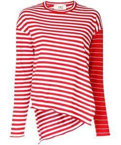 Ports   1961 Striped Jumper Womens Size Medium Virgin Wool