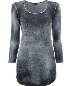 Avant Toi | Washed Effect Jumper Womens Size Small Viscose