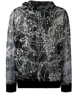 KTZ | Constellation Hoodie Adult Unisex Size Small Silk