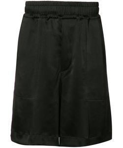 Haider Ackermann | Panelled Shorts Mens Size Medium Cotton/Acetate/Rayon