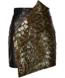 Dominic Louis | Scale Mini Skirt