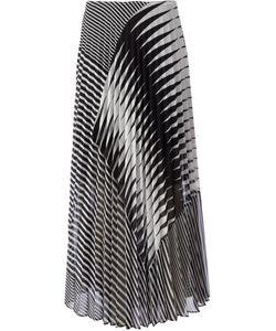 Sharon Wauchob | Long Striped Pleated Skirt