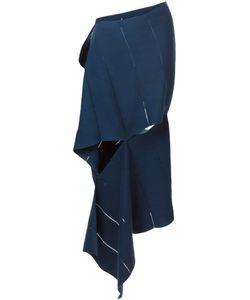 Klar | Cut-Out Asymmetric Skirt