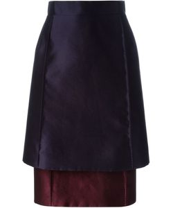 Roberto Capucci | Layered Midi Skirt