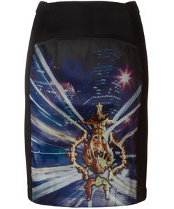 Antpitagora | Digital Print Skirt