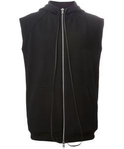Berthold   Short Sleeve Textured Hoodie