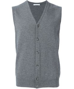 Manipur | Knitted Button Down Vest