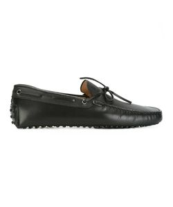 Tod's | Stud Sole Slippers Mens Size 7.5 Leather/Rubber