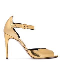 Rupert Sanderson   Telita Sandals Womens Size 39 Leather