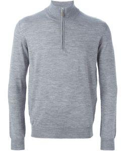Della Ciana | Zipped Funnel Neck Sweater
