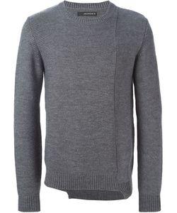 Jeordie's   Asymmetric Hem Sweater