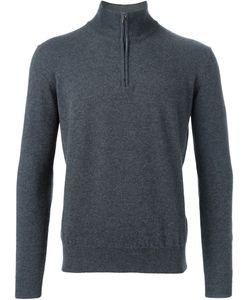 Ferrante | Zipped Roll Neck Sweater
