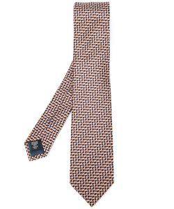 Ermenegildo Zegna | Patterned Tie Mens Silk