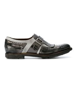 Church's | Shanghai Shoes Womens Size 40 Calf Leather/Leather