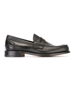 Church's | Classic Loafers Mens Size 11 Leather/Cotton