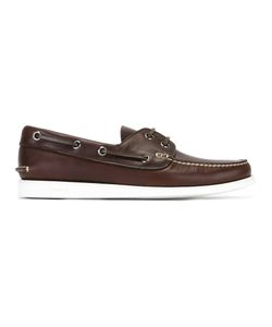 Church's | Classic Boat Shoes Mens Size 9.5 Leather/Rubber