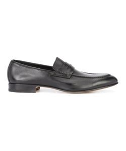 Santoni | Dirk Penny Loafers Mens Size 12 Leather