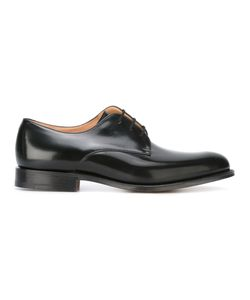 Church's | Classic Lace-Up Oxfords Mens Size 6 Calf Leather/Leather