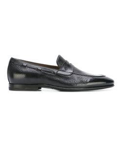 Silvano Sassetti   Classic Loafers Mens Size 8.5 Leather/Rubber