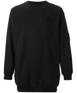 Dressedundressed | Patches Crew Neck Sweatshirt