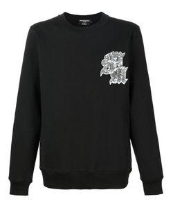 Mastermind Japan | Sequin Patch Sweatshirt