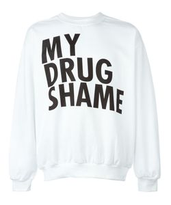 House Of Voltaire   Jeremy Deller My Drug Shame Sweatshirt
