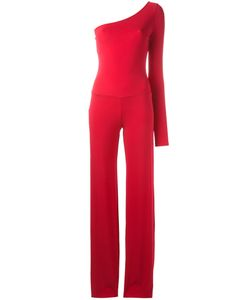 Plein Sud | Off Shoulder Jumpsuit Womens Size 38 Spandex/Elastane/Viscose