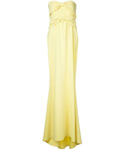 Boutique Moschino | Fla Evening Dress Womens Size 44 Polyester/Triacetate