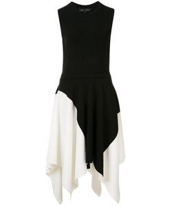Proenza Schouler | Asymmetric Dress Womens Size Xs Silk/Spandex/Elastane