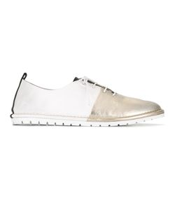Marsèll   Colour Block Lace-Up Shoes Womens Size 36 Nappa Leather/Rubber/Leather
