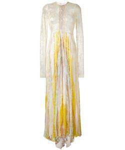 Philosophy di Lorenzo Serafini | Lace Long Dress Womens Size 42