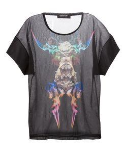 Antpitagora | Venice Print Perforated T-Shirt